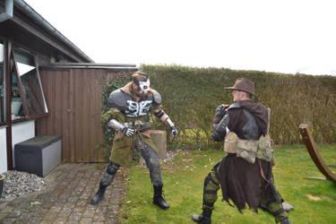Wastelander brawl 5 by Fredderman