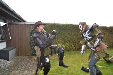 Wastelander brawl 6 by Fredderman