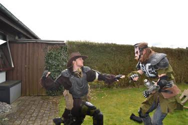 Wastelander brawl 7 by Fredderman