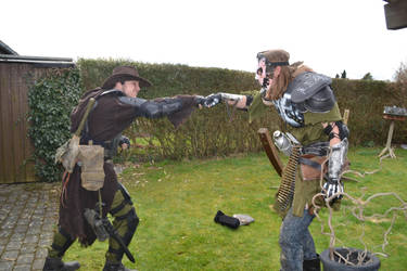 Wastelander brawl 8 by Fredderman