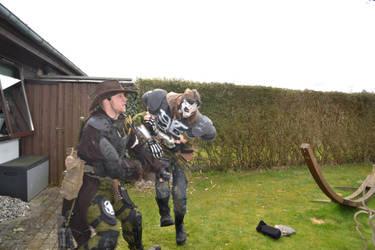 Wastelander brawl 10 by Fredderman