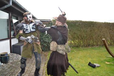 Wastelander brawl 11 by Fredderman