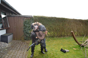 Wastelander brawl 14 by Fredderman