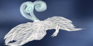 Ventum Sanae phoenix by ShishiNoSeirei
