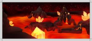 Burning Core-helios ray for howrse by ShishiNoSeirei