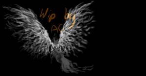 firework wip by ShishiNoSeirei