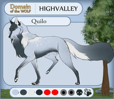Highvalley  - Quilo by ShishiNoSeirei