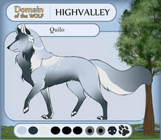 Highvalley Application - Quilo by ShishiNoSeirei