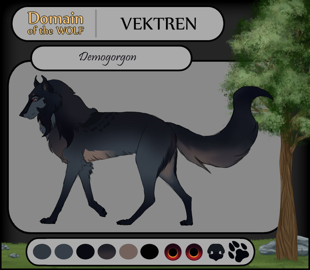 Demogorgon Vektren application by ShishiNoSeirei