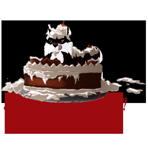 Birthday gift by ShishiNoSeirei