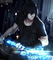 Noctis Lucis Caelum by Glacescup
