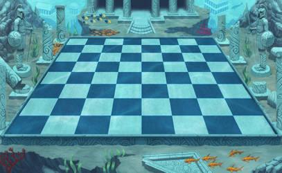 Mystic Tales Chessboard by RoBs0n