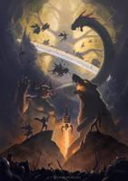 Ragnarok by RoBs0n