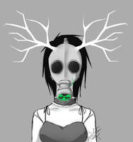Gas Mask by SilentxTime