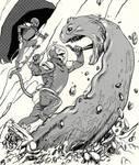 'Aslan Attack' by caesar120
