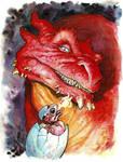 Dragon's Breath: Color Test by caesar120