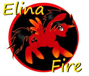 Elina Pony by Meownyx