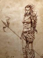 Gladiator by Maik-Schmidt