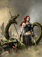 Hydra Hunter by Maik-Schmidt