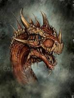 Red Dragon by Maik-Schmidt