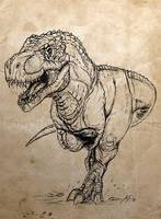 T-Rex by Maik-Schmidt