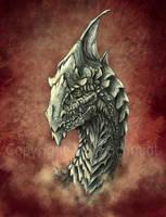 White Dragon by Maik-Schmidt