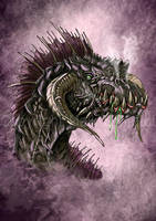 Black Dragon by Maik-Schmidt