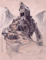 The Casket Maker's Shop by ethanpatrickharris
