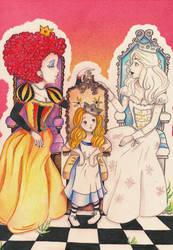 Queen Alice by Elsaaaa