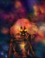 Attack on Space: The Female Titan by xNepquiusx