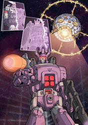 The Birth of Galvatron by J-Rayner