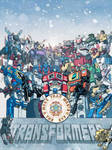 Transformers Sgt Pepper Lonely Hearts Club Band by J-Rayner