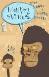 Monkey Shines by neworlder