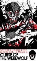Curse Of The Werewolf by neworlder