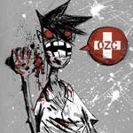 OZC sticker by neworlder