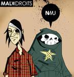 MALADROITS promo by neworlder