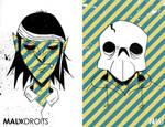 Maladroits Lines by neworlder