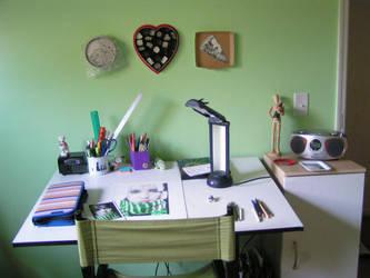 Latest Desktop by vanillain0cence