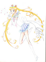 Sailor Serenity by vanillain0cence