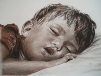 deep asleep by kadiliis