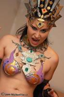 Queen Akasha 1 by Insane-Pencil