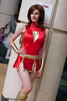 Mary Marvel 2 by Insane-Pencil