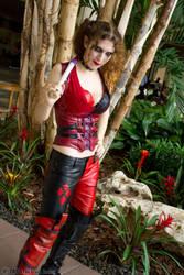 Harley Quinn 6 by Insane-Pencil