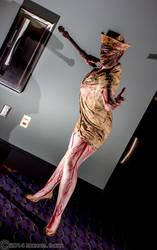 Silent Hill Nurse 13 by Insane-Pencil