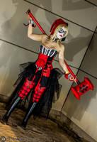 Harley Quinn 94 by Insane-Pencil