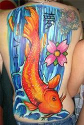paint on back by larryfarley