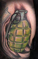 grenade by larryfarley
