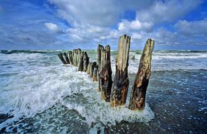 Wave Energy, Baltic Sea by zeitspuren