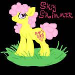 MLP: IIya's Sky Skimmer by babyrainbou