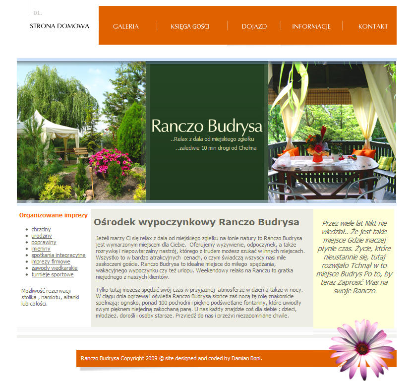 Ranczo Budrysa by Renhyl